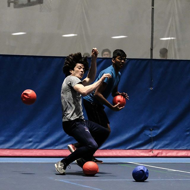 Dodgeball at University College